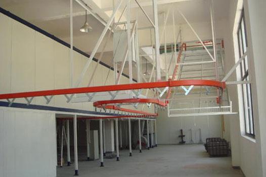 轻型悬挂线
