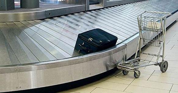 行李传送带